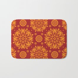PATTERN ART03 - Red Bath Mat