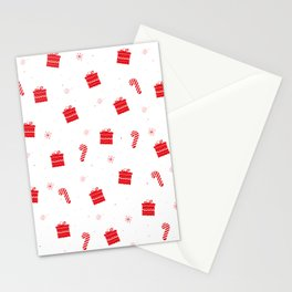 Make a Gift (White Version) Stationery Cards