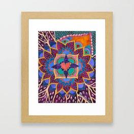 Feral Heart #02 Framed Art Print