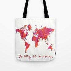 Oh, Darling Tote Bag