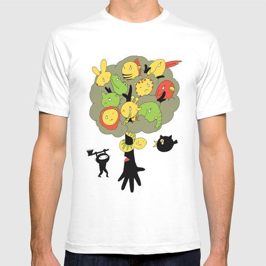The Ninja Assassin T-shirt