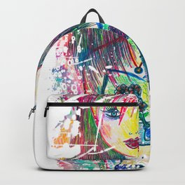 You are A Child of the Univerese, No Less than the Trees and the Stars Backpack