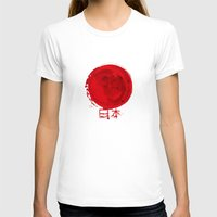 japanese T-shirts featuring japanese by Ugit