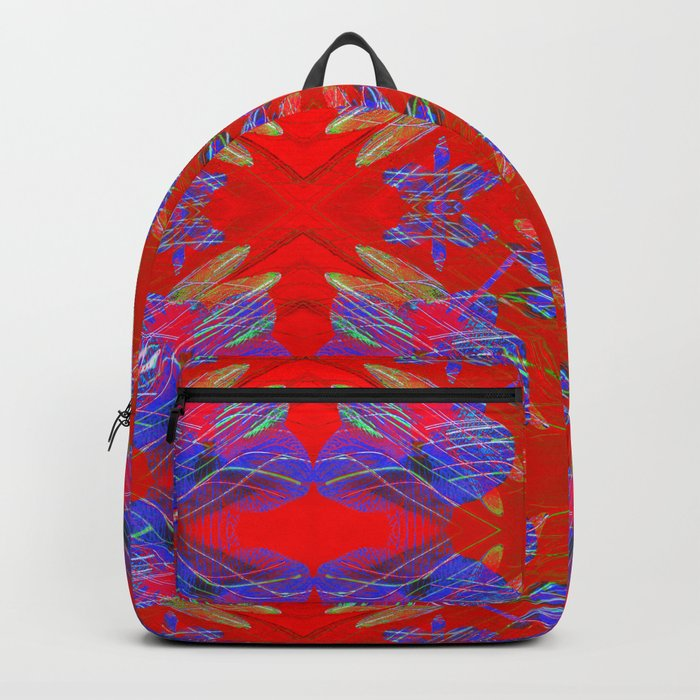 Pattern F Backpack