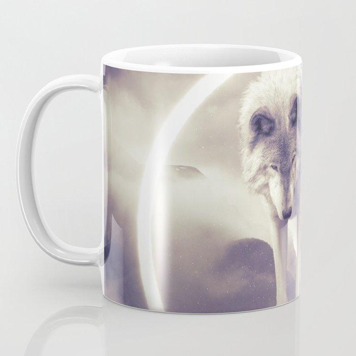 aegis II   wolf Coffee Mug