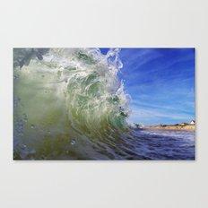 Shorebreak Canvas Print