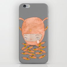 I DON'T MIND IF YOU FORGET ME FOREVER  iPhone & iPod Skin