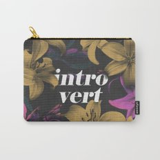 Introvert Carry-All Pouch