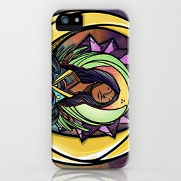 Rising out of the Margins iPhone Case