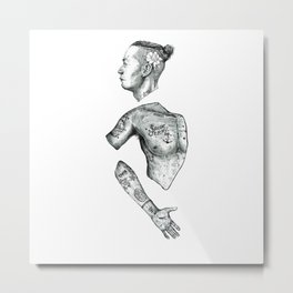 Che Metal Print