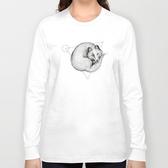 'Wildlife Analysis V' Long Sleeve T-shirt