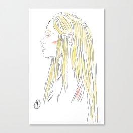 Aelin Canvas Print