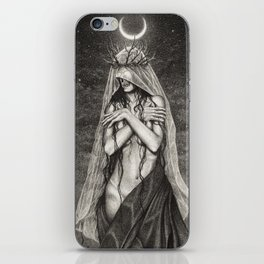 Midnight Queen iPhone Skin
