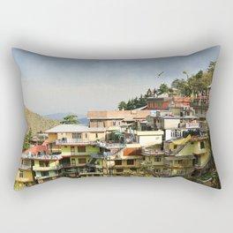 MCleod Ganj - India Rectangular Pillow
