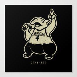 PokéRappers: Dray-Zee Canvas Print