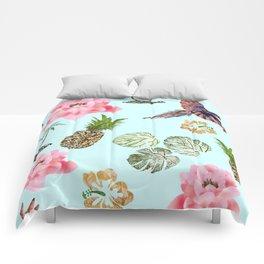 Hawaiian Comforters