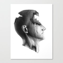 Wood Solomon Canvas Print