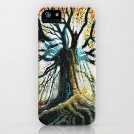 Glory Oak iPhone Case