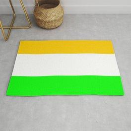 flag of ivory coast 2-africa,ivorian,ivoirian,cote d'ivoire,ivorien,abidjan,yamoussokro Rug