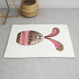 Bonnie the bunny Rug