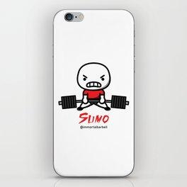 SUMO iPhone Skin