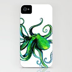 Octopus Slim Case iPhone (4, 4s)