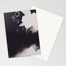 owl 282 Stationery Cards