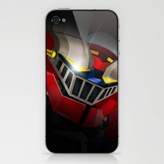 mazinger fan art iPhone & iPod Skin