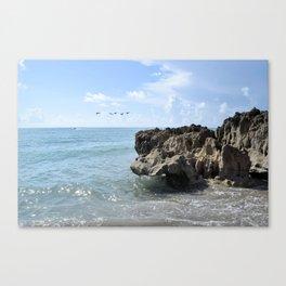 Hutchinson Island Canvas Print