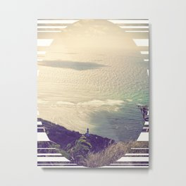 Light House Dreaming Metal Print