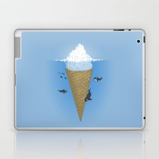 Hidden part of icebergs Laptop & iPad Skin