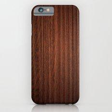 Wood #3 iPhone 6 Slim Case