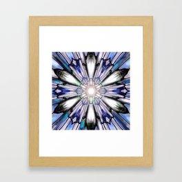 kal-ice-a-scope Framed Art Print