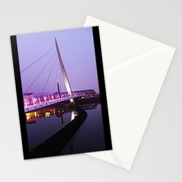 The Swansea Sail Bridge. Stationery Cards