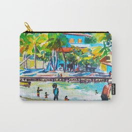 Cricket at Maracas Carry-All Pouch
