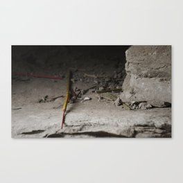 Incense, In a sense Canvas Print