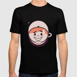 Retro Space Guy T-shirt