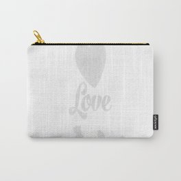 Peace Love Poultry Carry-All Pouch