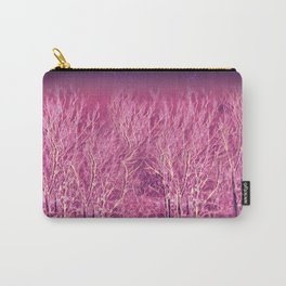 Starry Night in a Magic Forest Carry-All Pouch