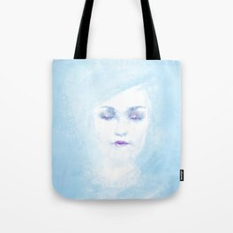 Hail to the winter Tote Bag