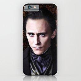 Sir Thomas Sharpe - Crimson Peak III iPhone Case