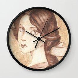 Bonjour, Elizabeth Wall Clock
