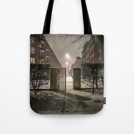 Winter is apparently already here Tote Bag