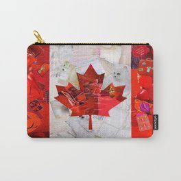 Oh Canada! Carry-All Pouch