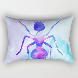 Abstract Ant Rectangular Pillow
