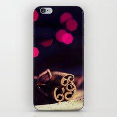 Cinnamon  iPhone & iPod Skin