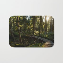 North Shore Trails in the Woods Bath Mat
