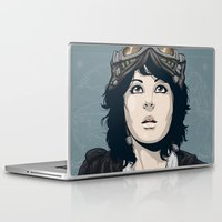 pilot Laptop & iPad Skins featuring Pilot by Kimball Gray
