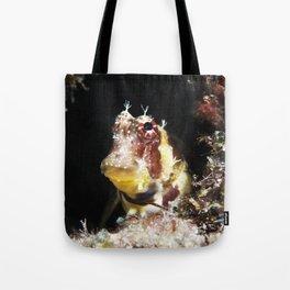 Triplespot Blenny Tote Bag