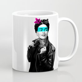 Rocker Frida Coffee Mug